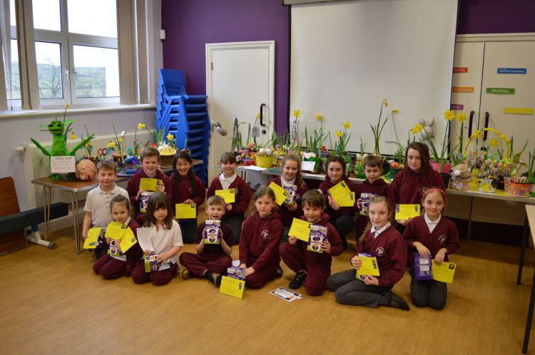 Daffodil Competition